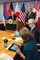 Agriculture Secretary Tom Vilsack and Agriculture Under Secretary for Research, Education, and Economics (REE) Dr. Catherine Woteki held a press conference (Pic 2).jpg