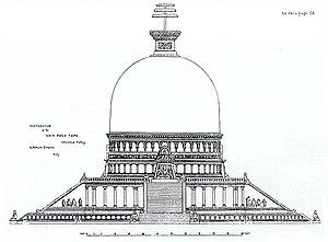 Ahin Posh - Reconstitution of the Ahin Posh Buddhist monastery.