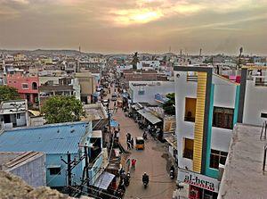 Nizamabad – Travel guide at Wikivoyage