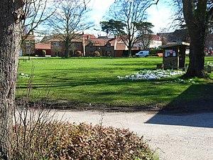 Ainderby Steeple - Image: Ainderby Steeple(Oliver Dixon)Mar 2006