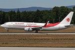 Air Algerie Boeing 737-800 7T-VJO FRA 2015-06-14.jpg