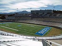 Air Force Academy Falcon Stadium by David Shankbone.jpg