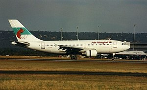 Air Niugini - Former Air Niugini Airbus A310-200