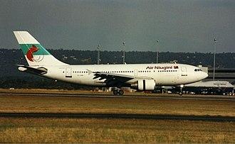 Air Niugini - Air Niugini Airbus A310-200 in the 1990s