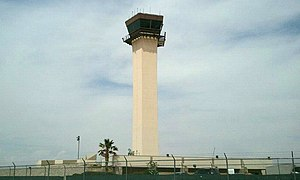 El Paso International Airport - Air Traffic Control Tower