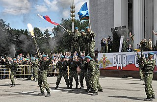 Paratroopers Day