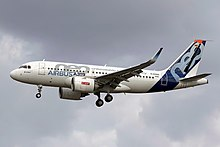 Airbus A319 - Wikipedia
