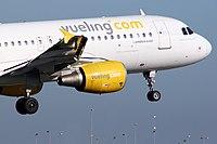 EC-JTQ - A320 - Vueling