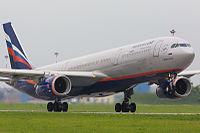 VQ-BQX - A333 - Aeroflot