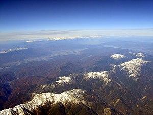 Akaishi Mountains 2006-11-13.jpg