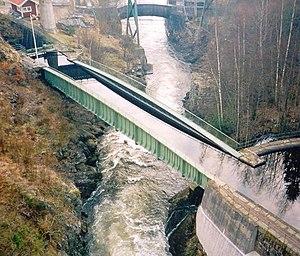 Dalsland Canal - Håverud Aqueduct