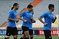 Al Sadd and Persepolis FC training in Azadi Stadium 3.jpg