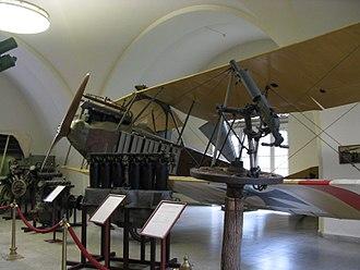 Albatros B.I - A survivor