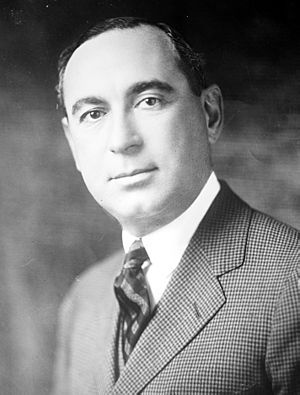 Albert Lasker - Albert Lasker in the 1920s