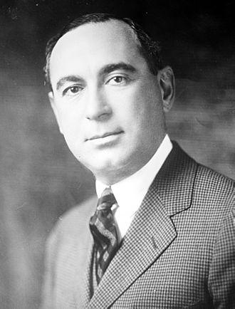 Albert Lasker - Albert Lasker in the 1920s
