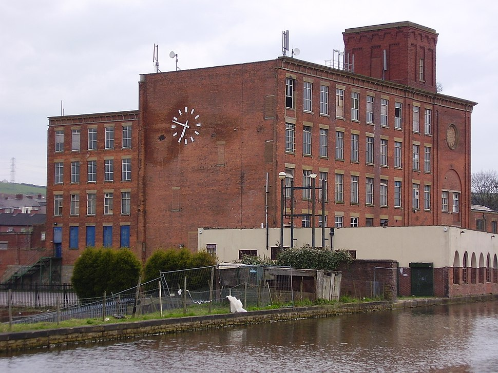 Albion Mill Blackburn