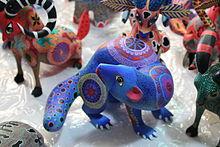 Alebrijes: animales fantásticos. 220px-AlebrijesPepeSantiago2