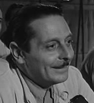 1967 Cannes Film Festival - Alessandro Blasetti, Jury President