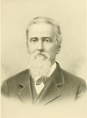 Alexander Faribault - Portrait of Alexander Faribault