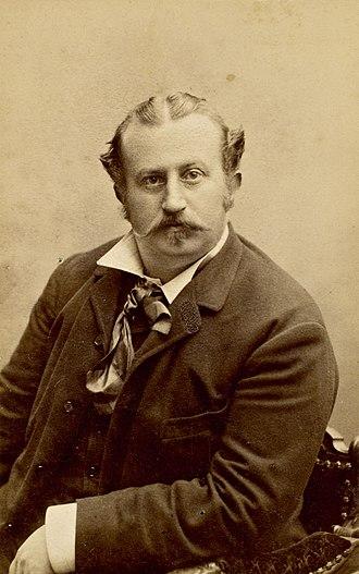 Alexander Kielland - Kielland in later years