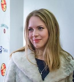 Alexandra Dahlström Swedish actor and film maker