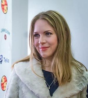 Alexandra Dahlström - Dahlström in November 2014.