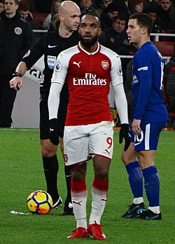 Image illustrative de l'article Alexandre Lacazette