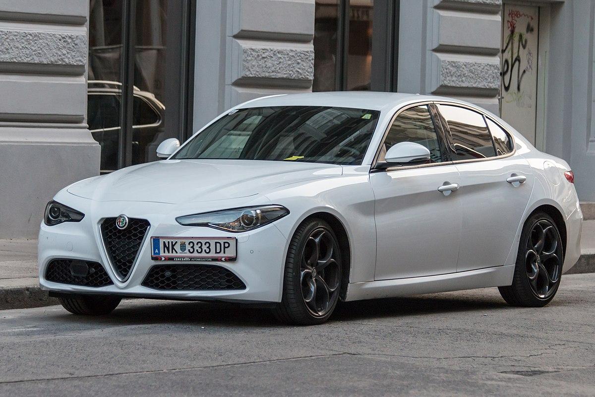Alfa Romeo Giulia Interior >> Alfa Romeo Giulia 952 Wikipedia