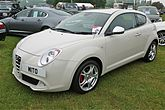 Alfa Romeo Mito. Not an Italian car fan but I noticed the unusual colour - Flickr - mick - Lumix.jpg