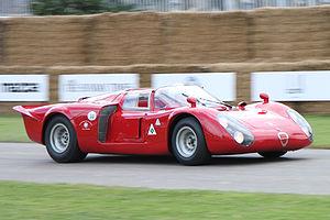 Alfa Romeo Tipo 33 - Alfa Romeo Tipo 33/2 Daytona Coupe