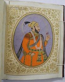 Ali ʿAadil Sháh II of Bijapur.jpg