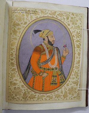Ali Adil Shah II - Image: Ali ʿAadil Sháh II of Bijapur