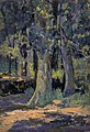 Alice Lolita Muth (1887-1952) Cypress Trees.jpg