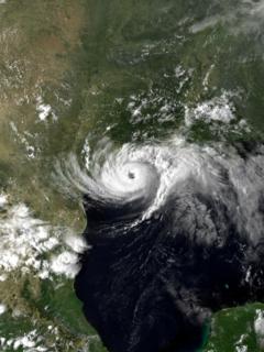 Hurricane Alicia Category 3 Atlantic hurricane in 1983