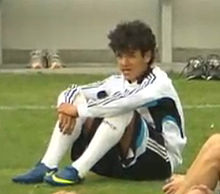 Alipio at training.jpg