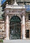 All Hallows School Gate (31393361190).jpg