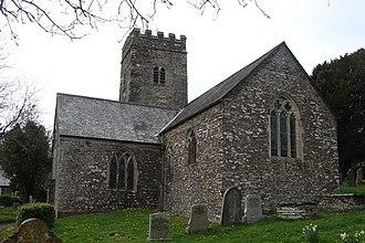 Moreleigh - Image: All Saints Church, Moreleigh geograph.org.uk 1273516