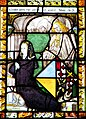 All Saints Church - east window (detail) - geograph.org.uk - 1431621.jpg