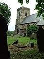 All Saints Shouldham - geograph.org.uk - 823345.jpg