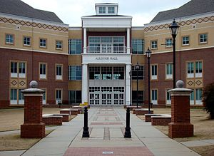 Augusta State University - Allgood Hall
