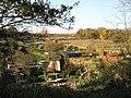 Allotments in Evingar Road - geograph.org.uk - 604205.jpg