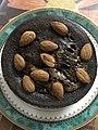 Almond chocolate cake.jpg