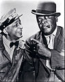 Alvin Childress Spencer Williams Amos n Andy 1951.JPG