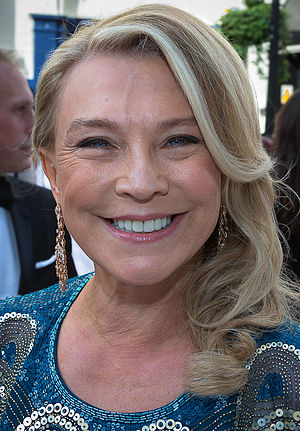 Amanda Redman - Redman at the 2015 British Academy Television Awards, May 2015
