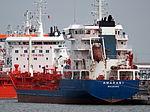 Amarant - IMO 9260407 - Callsign CQSF, Port of Antwerp.JPG
