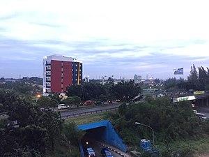 Bekasi - Image: Amaris hotel Bekasi