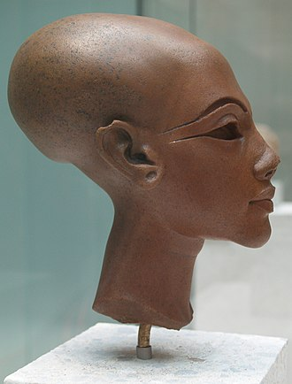 Meritaten -  Amarna Princess - Museum in Berlin