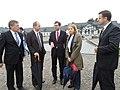 Ambassador John B. Emerson visits Dachau concentration camp, 2013.jpg