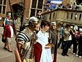 Amber Parade and preparation to common panoramic photo during III World Gdańsk Reunion - 08.jpg
