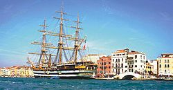 Americo Vespucio em Veneza